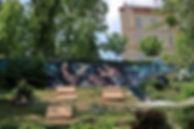 Street Art, Art Park Zagreb Croatia