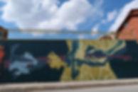 Street Art, Meeting of Styles, Pristina, Kosovo