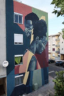 Street Art, Lisbon, Portugal
