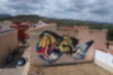Street Art, Spain, Fio Silva
