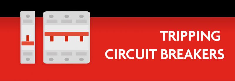 Tripping circuit breaker?