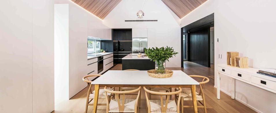 Wroxton Terrace dining room