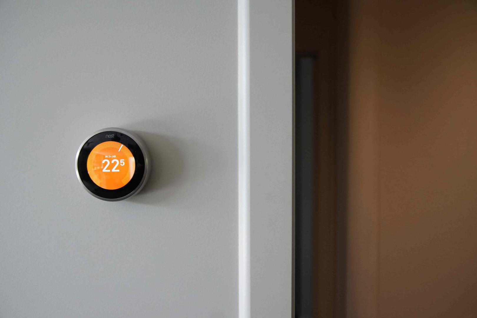 Marshland road Nest smart thermostat