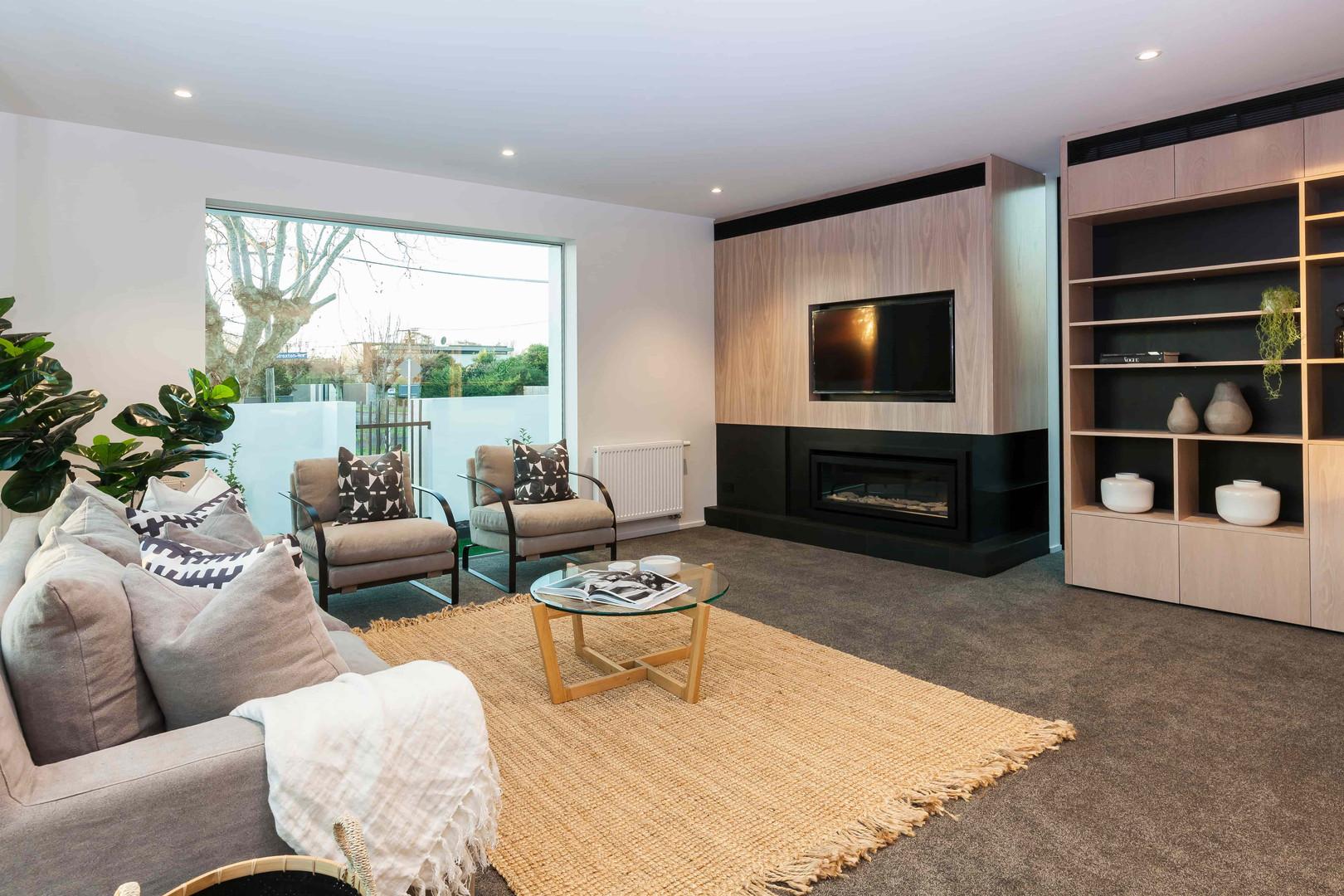 Garden Road living room