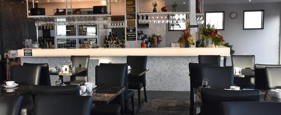 Restaurant at Wigram Terminal
