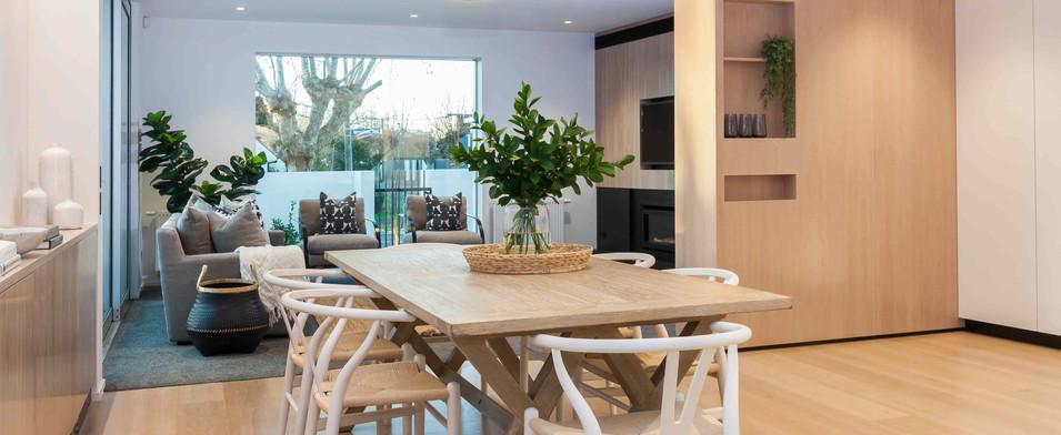 Garden Road dining room