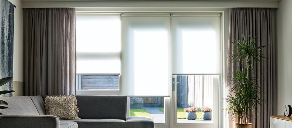 Automated motorised blinds