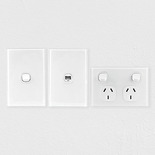 Fusion Switch & Socket Pack