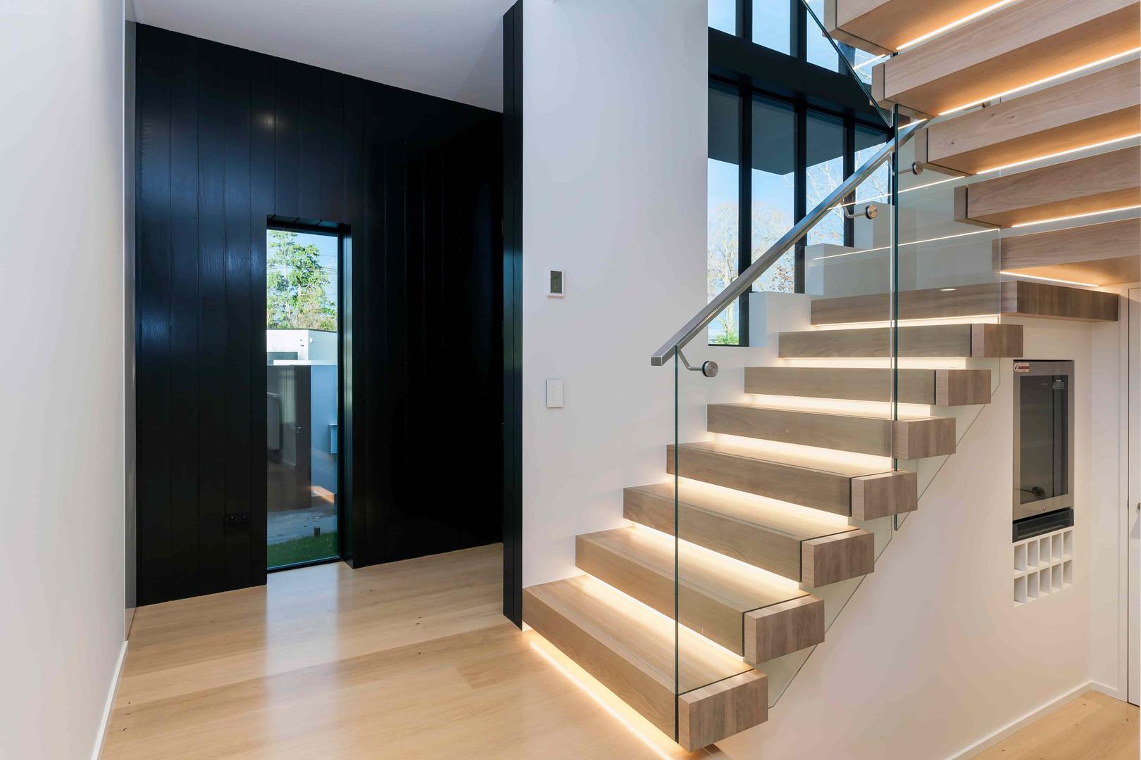 Garden Road stairs