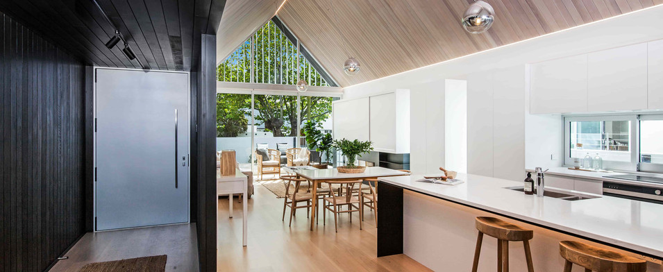 Wroxton Terrace Living