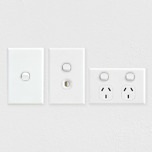 Home Switch & Socket Pack