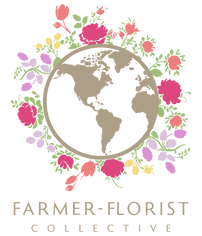 Member of the Floret farmer-florist collective