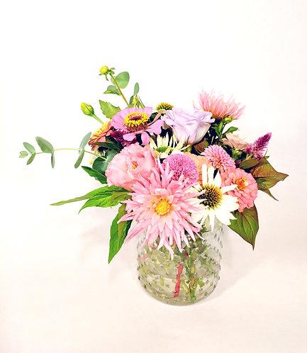 Short Vase Arrangement