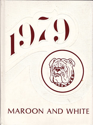 Sumner High Maroon and White 1979