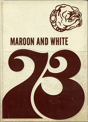 Sumner High Maroon and White 1973