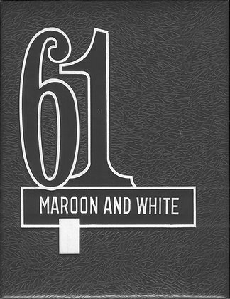 Sumner High Maroon and White 1961