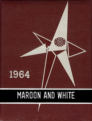 Sumner High Maroon and White 1964