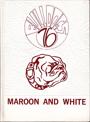 Sumner High Maroon and White 1976