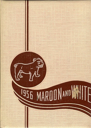 Sumner High Maroon and White 1956