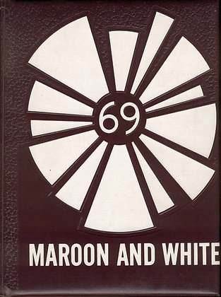 Sumner High Maroon and White 1969