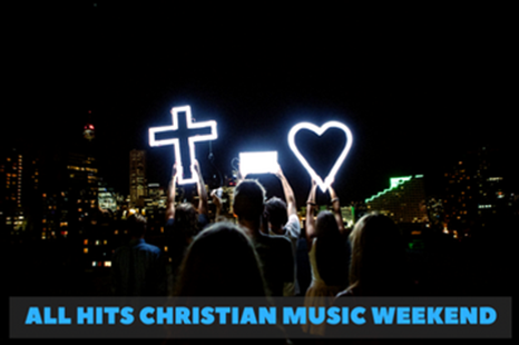 All Hits Christian Music Weekend.png