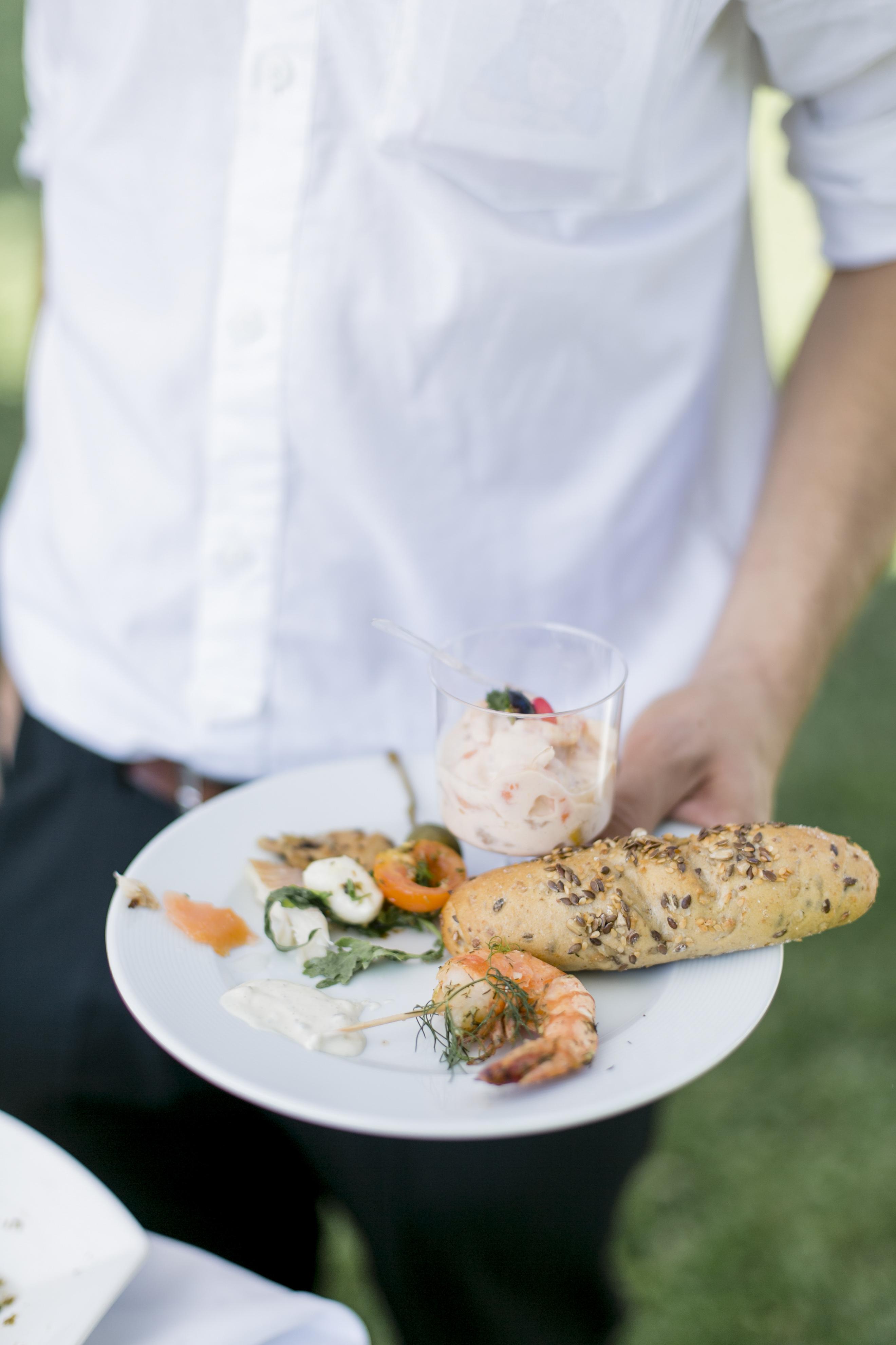 Hochzeit-Catering