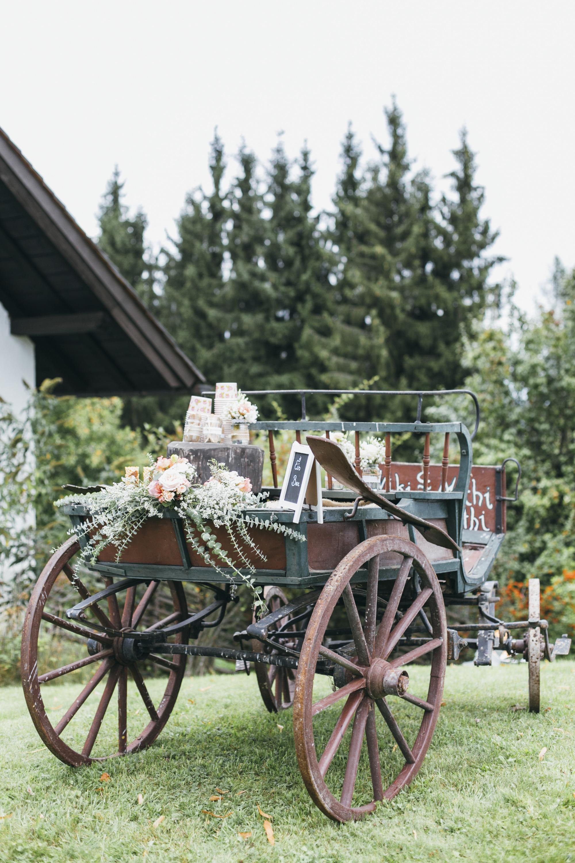 Hochzeit-Candy Bar_Fuhrwagen_Alm