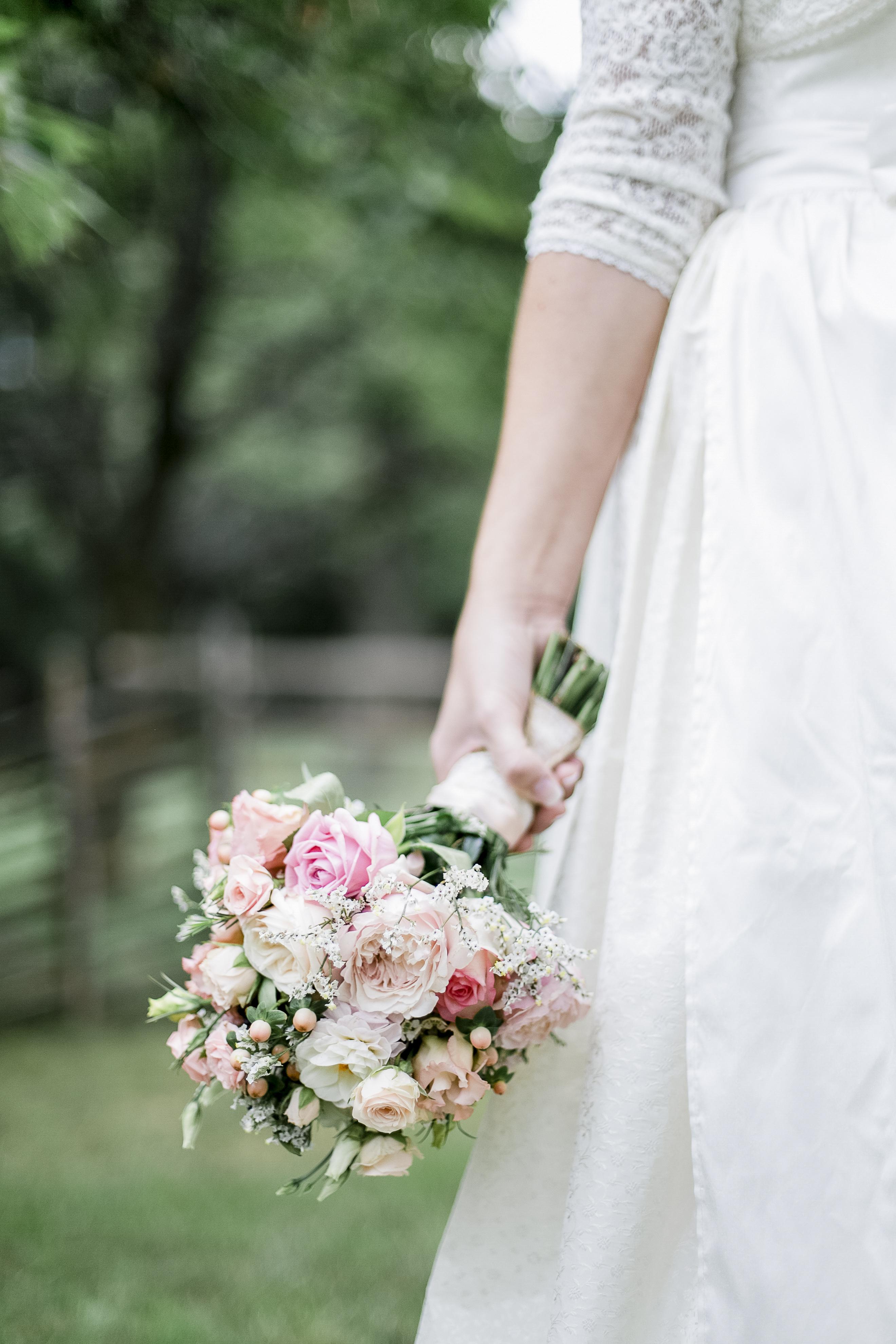Hochzeit-Brautstrauße_Alm