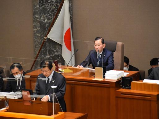 【静岡県議会2月定例会始まる!】