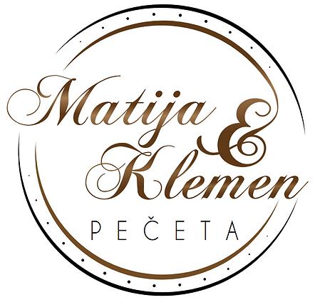 Matija in Klemen pečeta