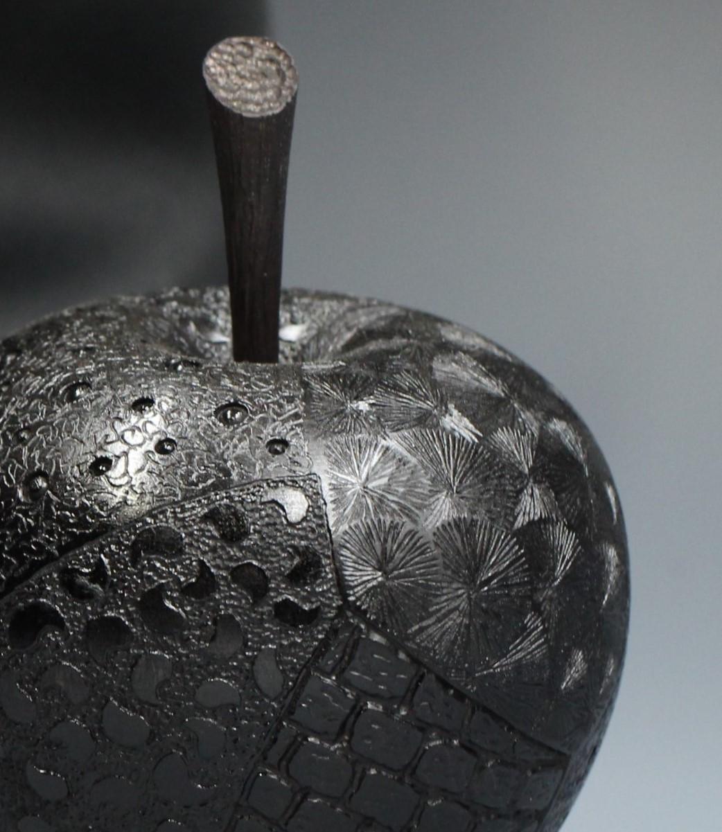 Pomme Patchwork  - La Boissellière -