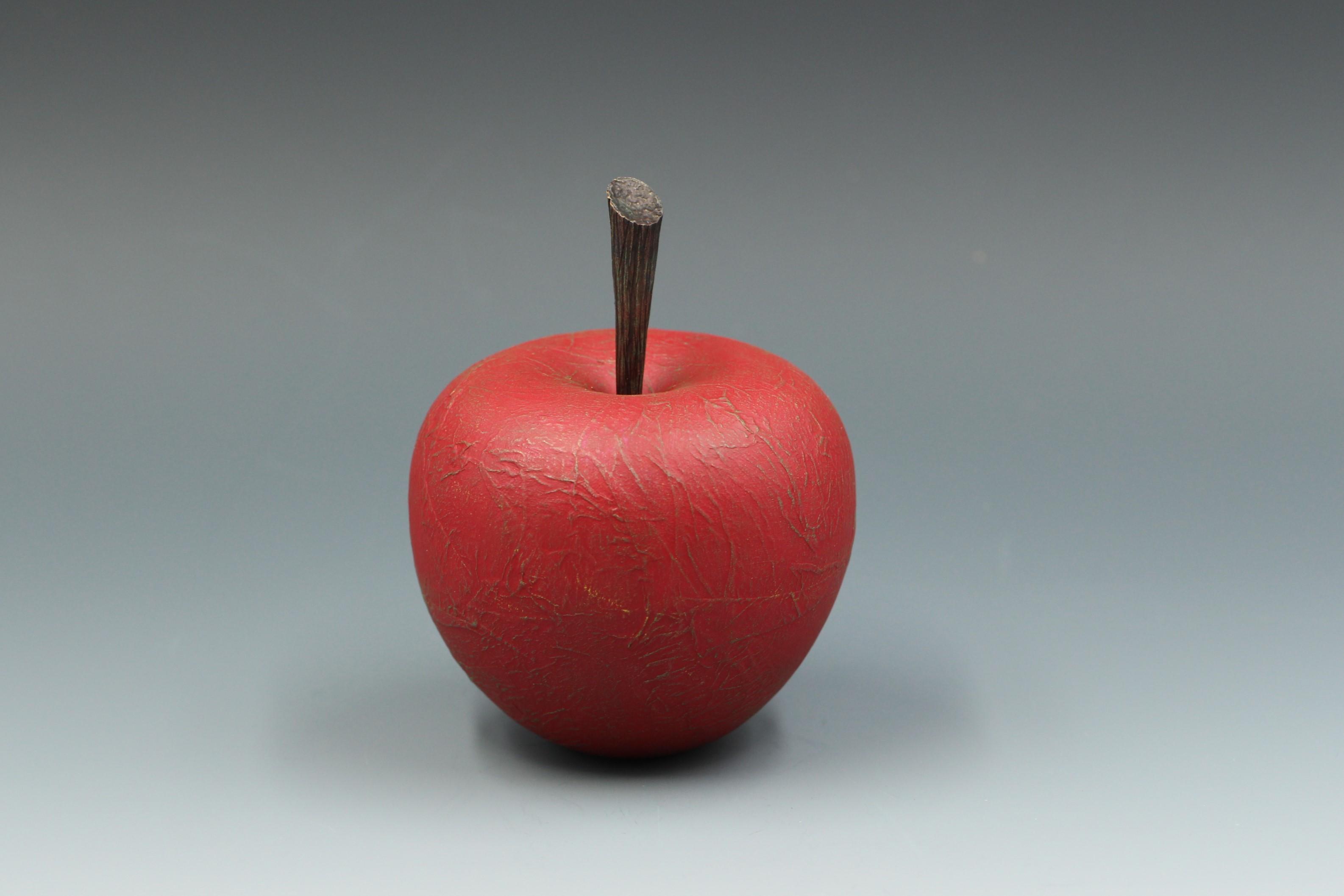 Pomme Cuir Rouge  - La Boissellière - Lydie Billon -(1)