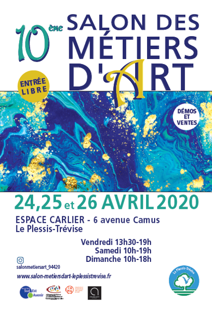 Salon des métiers d'arts - La Boissellière - Lydie Billon -