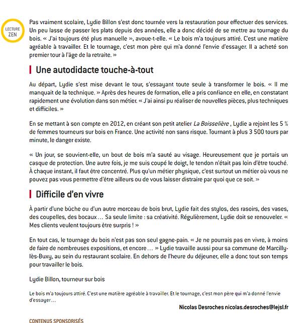 Article Journal de Saone et Loire.PNG