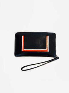 Custom Coach Rose Wallet