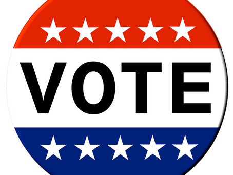 Vote Early!
