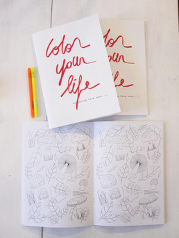 COLOR YOUR LIFE AI