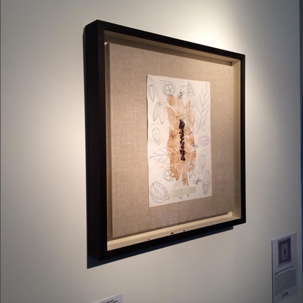 """""""Elementi"""" Exhibition at Pinacoteca dell'Accademia delle Belle Arti, Turin"""