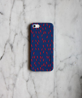 RED PEPPER IPHONE COVER
