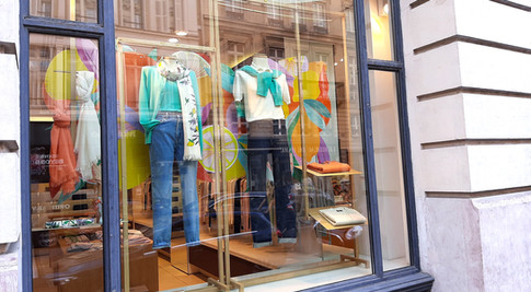 Agrumes Pop for Eric Bompard