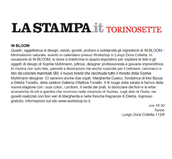 LA STAMPA, TORINOSETTE 10.03.2017