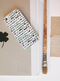 LITTLE VILLAGE IPHONE COVER