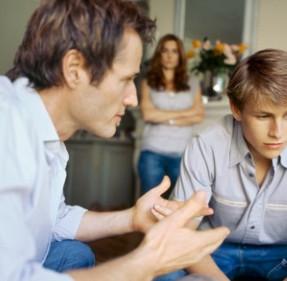 A adolescência e a família