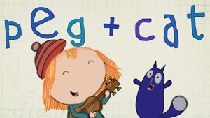 Peg + Cat brings Summer Counting