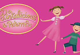 Link to Pinkalicious and Peterrific
