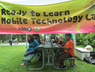 Mobile Tech Lab Opens at Wright Park