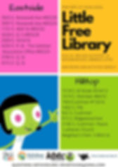 KBTC @ Little Free Libraries (ES & Hillt