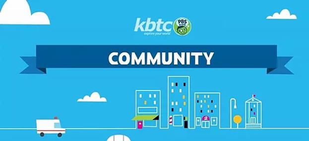 KBTC Kids Community banner