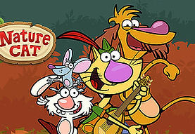 Link to Nature Cat