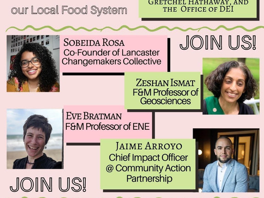 Addressing Environmental Racism in our Local Food System